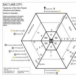 Salt Lake City: Twenty-four of the City's Popular Attractions and Eateries